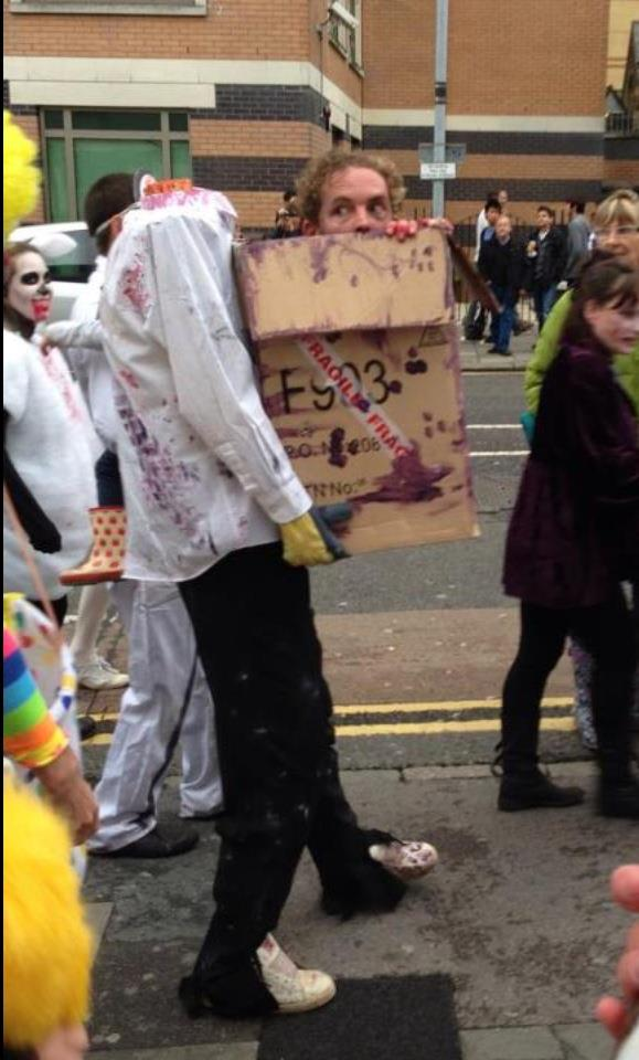 Awesome Zombie Costume