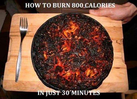 Burn 800 calories in 30 min