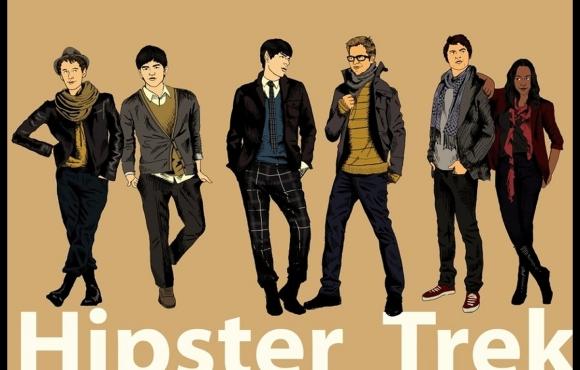 Hipster Trek