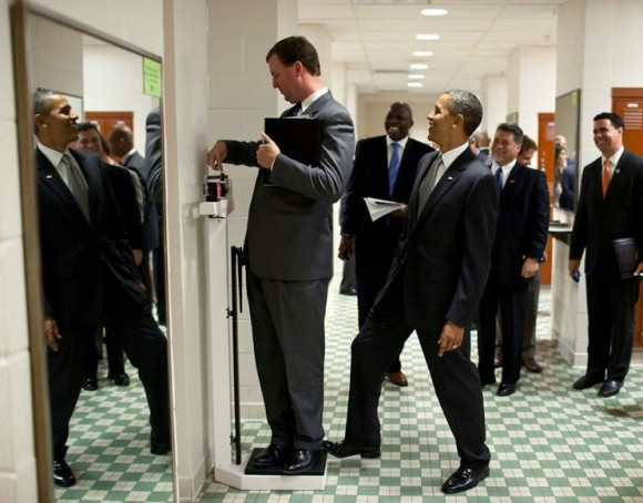 Jokester Obama