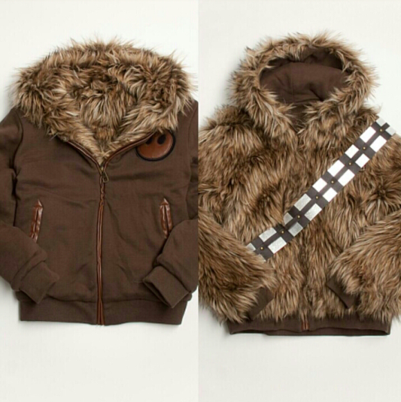 Rebel Wookiee Jacket