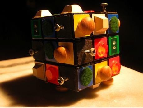 Rubics Cube for Blind