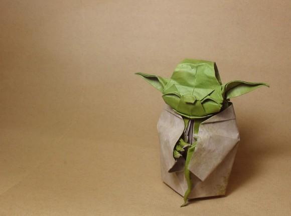 Yoda Oragami